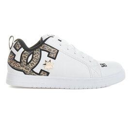 ディーシーシューズ DC SHOES  COURT GRAFFIK LITE フットウェア スニーカー 靴 シューズ 【DW204601 CHE】【Womens】