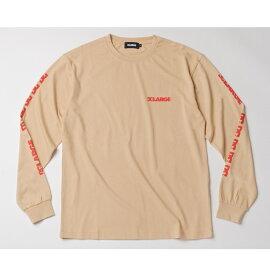 ディーシーシューズ DC SHOES  19 SCREEN TEE LS_XLARGE T-shirts 【5625J905 BGE】【Mens】