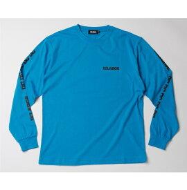 ディーシーシューズ DC SHOES  19 SCREEN TEE LS_XLARGE T-shirts 【5625J905 BLU】【Mens】