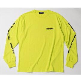 ディーシーシューズ DC SHOES  19 SCREEN TEE LS_XLARGE T-shirts 【5625J905 YEL】【Mens】