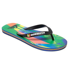 セール SALE Quiksilver クイックシルバー MOLOKAI VACANCY ビーチサンダル ビーチ サーフィン サーフ 海水浴 夏 水泳 ビーチウェア