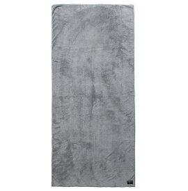 クイックシルバー QUIKSILVER  BATH TOWEL SOLID 吸水速乾 (130×60cm) Towel 【QTW201331 CHC】【Mens】