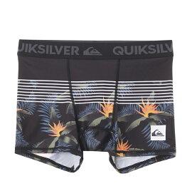 クイックシルバー QUIKSILVER  MAPOOL ALLOVER Underwear 【QUD201301 BLK】【Mens】