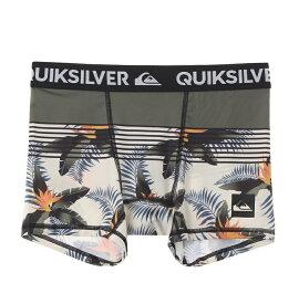 クイックシルバー QUIKSILVER  MAPOOL ALLOVER Underwear 【QUD201301 LBR】【Mens】