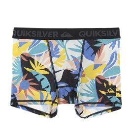 クイックシルバー QUIKSILVER  MAPOOL ALLOVER Underwear 【QUD201301 NVY】【Mens】
