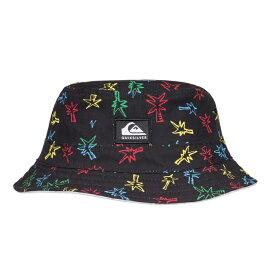 クイックシルバー QUIKSILVER  TURN BURNER BUCKET BOY Hat 【AQKHA03283 KVJ0】