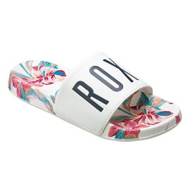 ROXY ロキシー シャワーサンダル SLIPPY PRINTED ファッション サンダル【Womens】