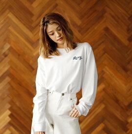 ロキシー ROXY  スウェット トップス NEW ROXY 70'S Womens T-shirts 【RLT204063 WHT】