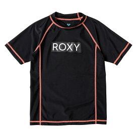 アウトレット価格 ROXY ロキシー ラッシュガード UVカット (100-150cm) MINI RASHIE S/S プルオーバー ラッシュガード【Kids】