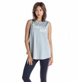 セール SALE ROXY ロキシー フィットネス 水陸両用 速乾 UVカット Tシャツ FEEL LIKE TANK トップス その他 トレーニング ヨガ スポーツウェア