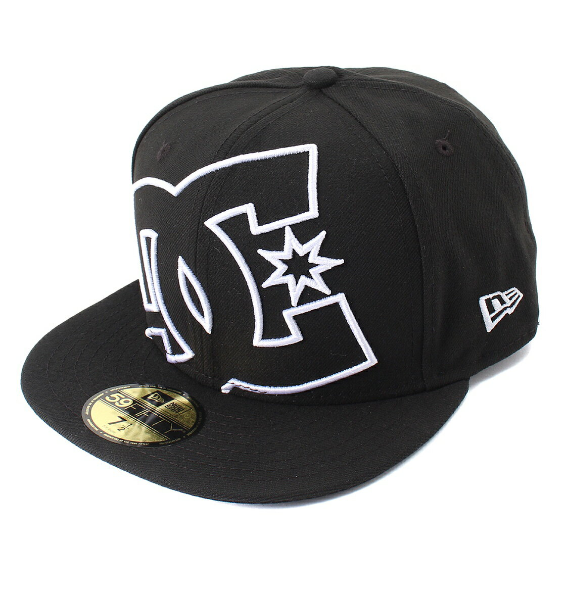 ディーシー (DC SHOES) New Era 59FIFTY キャップ COVERAGE【51300130 KTF0】