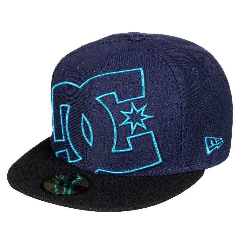 ディーシー (DC SHOES) キャップ New Era COVERAGE【51300130 XBBK】