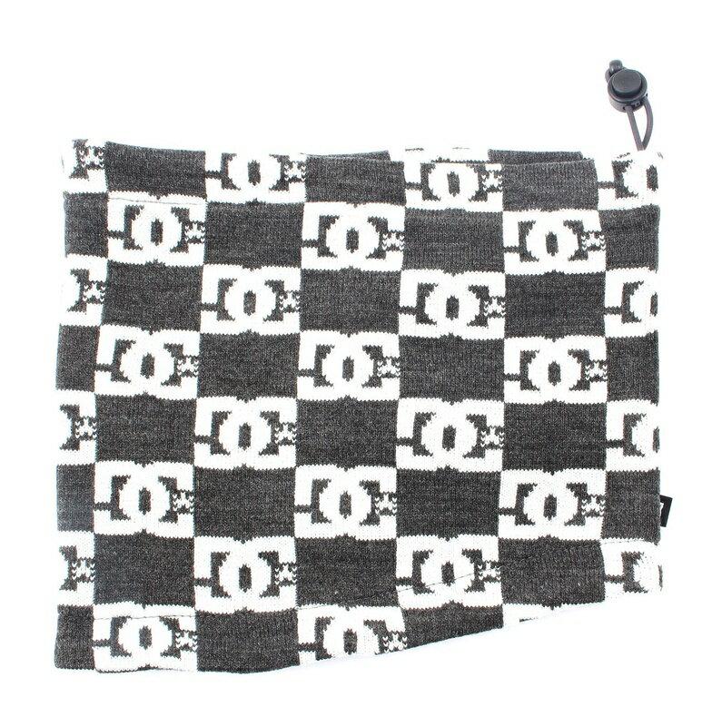 アウトレット価格 DC ディーシー シューズ モノグラムロゴネックウォーマー スカーフ 手袋 小物