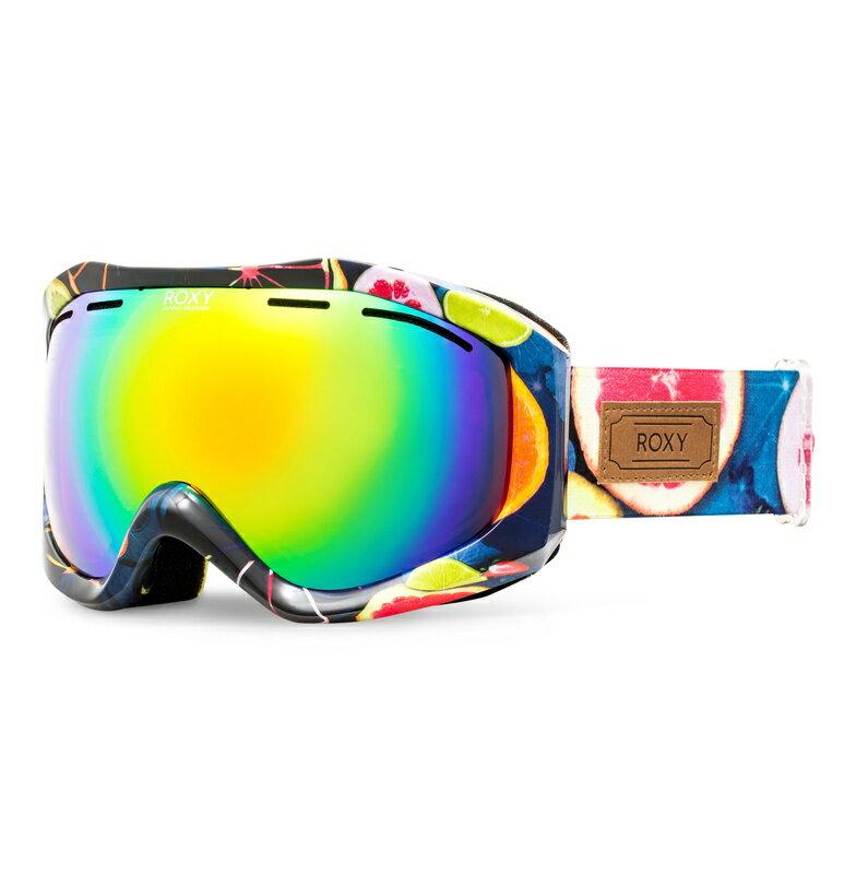 ロキシー(ROXY) スノボ/ スキー ゴーグル SUNSET ART SERIES ASIAN FIT【ERJTG03044 YFK6】