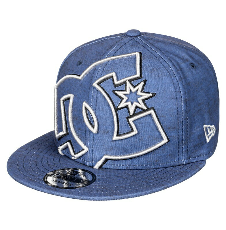 ディーシー (DC SHOES) New Era 9FIFTY キャップ DOUBLE UP【ADYHA00277 BSA0】
