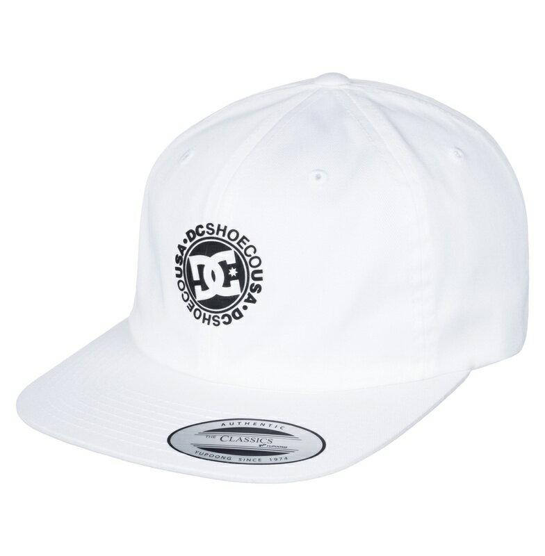 ディーシー (DC SHOES) メンズ キャップ CORE TWILL DAD CAP【ADYHA03564 WBB0】