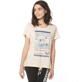 アウトレット価格 ROXY ロキシー フィットネス UVカット & 速乾 Tシャツ Tシャツ ティーシャツ トレーニング ヨガ スポーツウェア