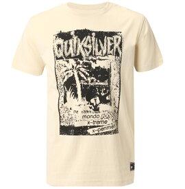 eb177b556b7b アウトレット価格 Quiksilver クイックシルバー メンズ / グラフィックTシャツ MONDO EXTREME ST Tシャツ ティー
