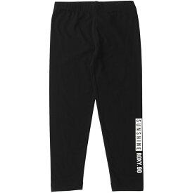 アウトレット価格 ROXY ロキシー キッズ / ロゴ レギンス(100-150) パンツ ズボン ボトムス