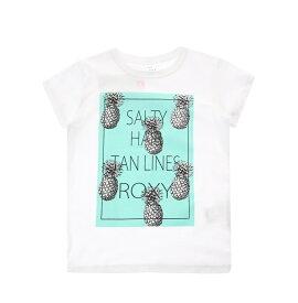 アウトレット価格 ROXY ロキシー キッズ / グラフィックTシャツ(100-150) Tシャツ ティーシャツ