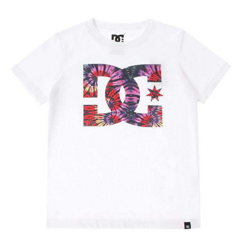 アウトレット価格 DC ディーシー シューズ キッズ /ロゴTシャツ(100-160) Tシャツ ティーシャツ
