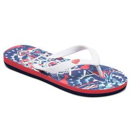 アウトレット価格 ROXY ロキシー キッズ / ビーチサンダル(18cm-22cm) ビーチサンダル ビーチ サーフィン サーフ 海水浴 夏 水泳 ビーチウェア