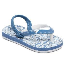 アウトレット価格 ROXY ロキシー キッズ / ビーチサンダル(12cm-16cm) ビーチサンダル ビーチ サーフィン サーフ 海水浴 夏 水泳 ビーチウェア
