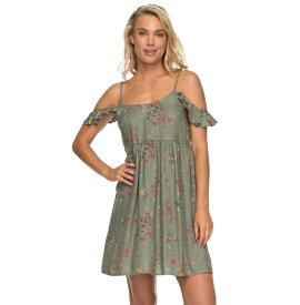 アウトレット価格 ROXY ロキシー オフショルダー ワンピース ドレス ワンピース ワンピ