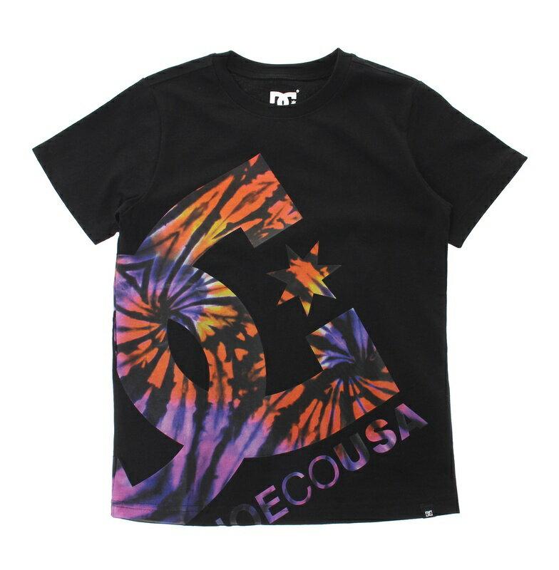 アウトレット価格 DC ディーシー シューズ キッズ /Tシャツ(100-160) Tシャツ ティーシャツ