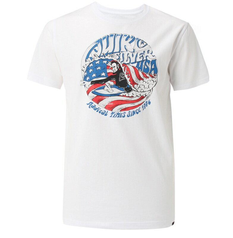 アウトレット価格 Quiksilver クイックシルバー メンズ / Tシャツ WE NEED YOU ST Tシャツ ティーシャツ