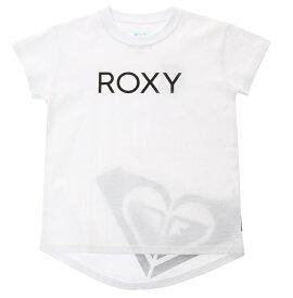 アウトレット価格 ROXY ロキシー キッズ / ラウンドテール Tシャツ(100-150) Tシャツ ティーシャツ