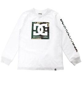セール SALE DC ディーシー シューズ 18 KD CAMO BOXING LS Tシャツ ティーシャツ