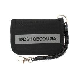 ディーシーシューズ DC SHOES  18 KD FA PASSCASE Small Acc 【7430E874 BLK】