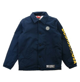 アウトレット価格 DC ディーシー シューズ 18 KD BOA LINER COACH JACKET アウター ヘビージャケット 冬物 上着 防寒
