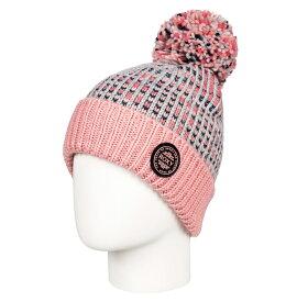 アウトレット価格 ROXY ロキシー SNOWFLURRY GIRL BEANIE ビーニー ニット帽 帽子