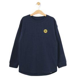 セール SALE DC ディーシー シューズ キッズ 長袖 バックプリント Tシャツ (130-160) 19 KD FOAMING LS Tシャツ ティーシャツ