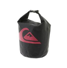 クイックシルバー QUIKSILVER  撥水 QUIK BLOCK ポーチ (5L) BLOCK SACK 5L Other Bag 【QBG191332 BLK】