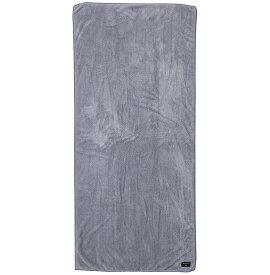 クイックシルバー QUIKSILVER  吸水速乾 バスタオル (130×60cm) BATH TOWEL SOLID Towel 【QTW195301 GRY】【Mens】