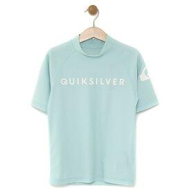 セール SALE Quiksilver クイックシルバー キッズ UPF50+ ラッシュガード ON TOUR SR KIDS (100-160) プルオーバー ラッシュガード