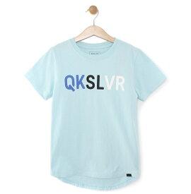 クイックシルバー QUIKSILVER  キッズ バックプリント Tシャツ DF MW TAIL ST KIDS (100-160) T-shirts 【KST191114 MIN】