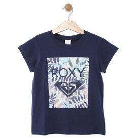 セール SALE ROXY ロキシー トロピカル プリント Tシャツ MINI TAKE ME TO THE TROPICS (100-150) Tシャツ ティーシャツ