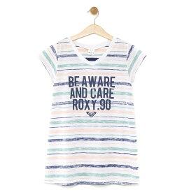 アウトレット価格 ROXY ロキシー アウトレット価格 ROXY ロキシー ロング丈 Tシャツ MINI SCORE COLOR (100-150) Tシャツ ティーシャツ Tシャツ ティーシャツ【Kids】