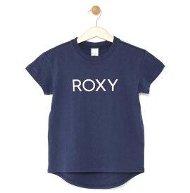 ロキシー ROXY  MINI LOGO ROUND TEE T-shirts 【TST191117 NVY】