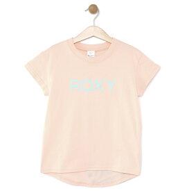 ロキシー ROXY  MINI LOGO ROUND TEE T-shirts 【TST191117 PNK】