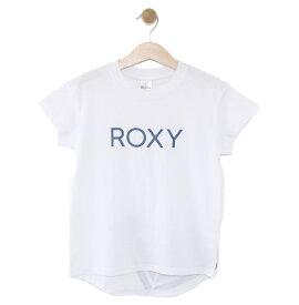 セール SALE ROXY ロキシー ロングテール Tシャツ MINI LOGO ROUND TEE (100-150) Tシャツ ティーシャツ