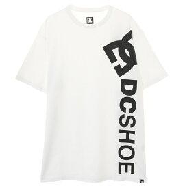 アウトレット価格 DC ディーシー シューズ アウトレット価格 DC ディーシー シューズ メンズ ビックロゴ 半袖 Tシャツ 19 VERTICAL SS Tシャツ ティーシャツ Tシャツ ティーシャツ【Mens】