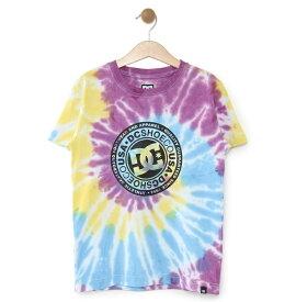 セール SALE DC ディーシー シューズ 19 KD TIEDYE SS Tシャツ ティーシャツ