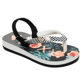 ロキシー ROXY  TW PEBBLES VI ビーチサンダル ビーチ サーフィン サーフ 海水浴 夏 水泳 ビーチウェア 【AROL100004 MLT】