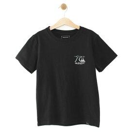 クイックシルバー QUIKSILVER  FADED POTENTIAL ST KIDS T-shirts 【KST192100 BLK】