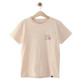 クイックシルバー QUIKSILVER  FADED POTENTIAL ST KIDS T-shirts 【KST192100 LPK】